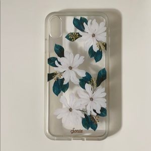 Sonix Floral & Gold iPhone XS Max Case!